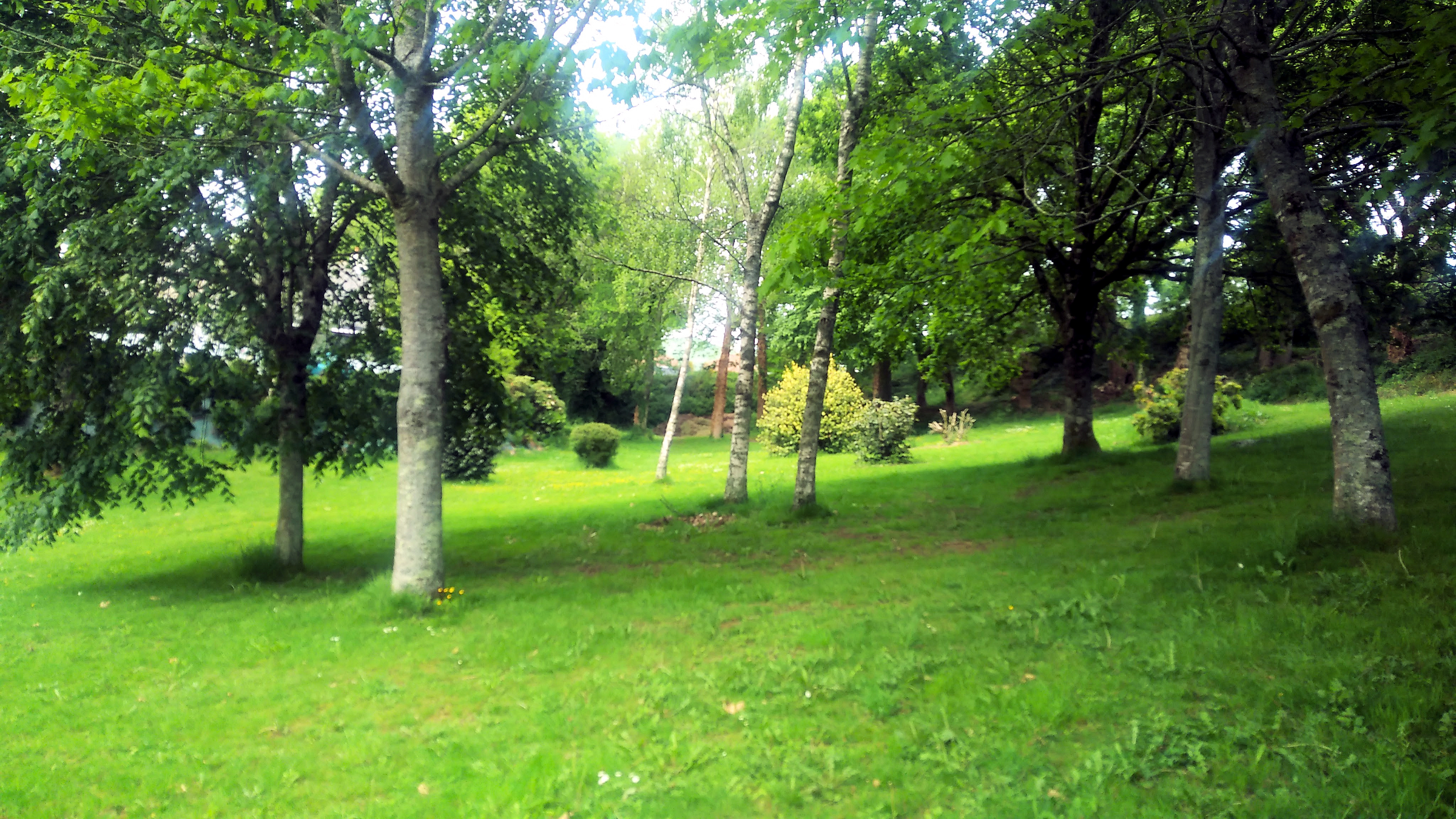 Jardin du vallon du Dorvour