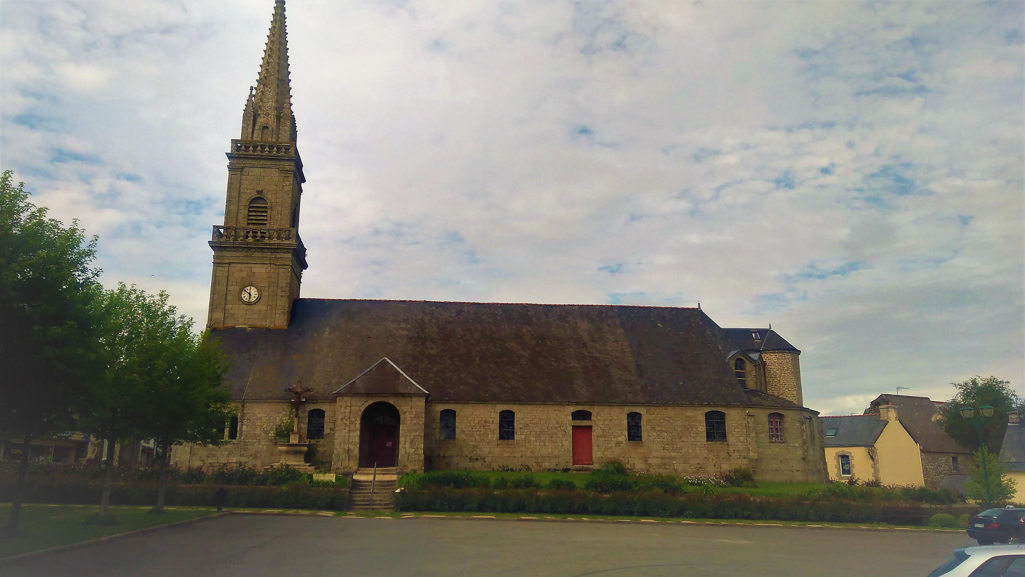 Eglise St Alban