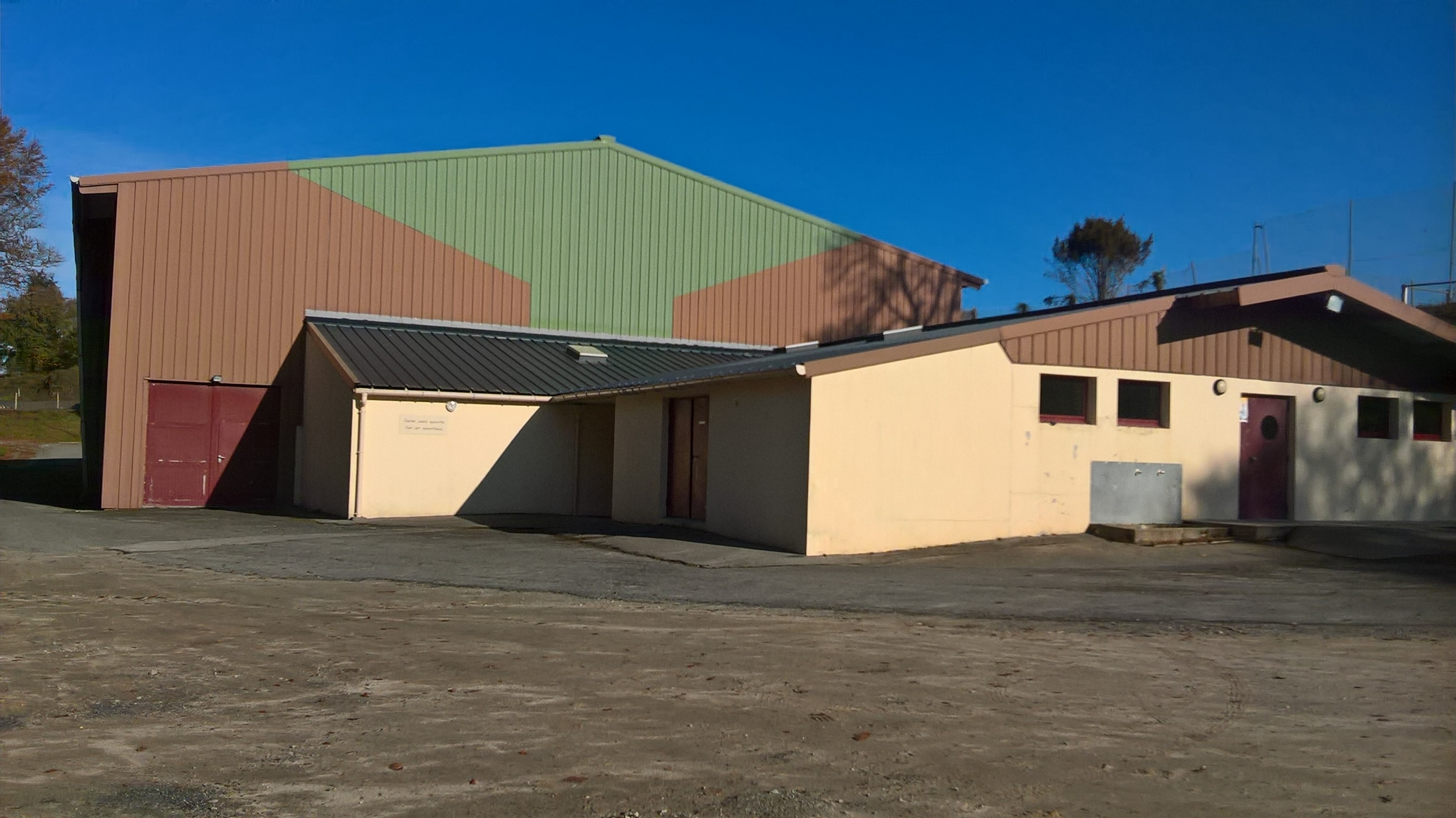 Salle des sports